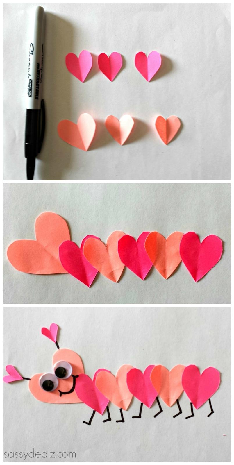 10 Best Valentine Craft Ideas For Kids list of easy valentines day crafts for kids crafty morning 2021