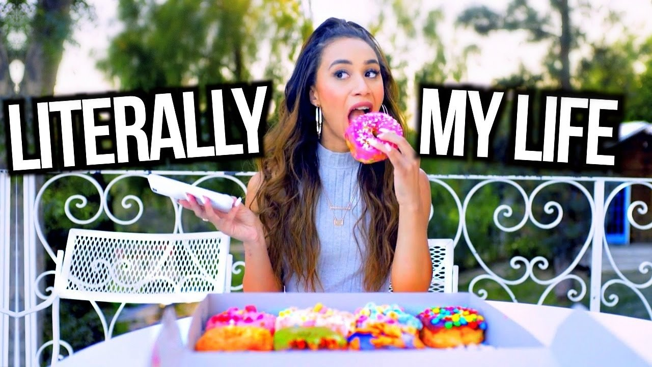 10 Wonderful Music Video Ideas For School literally my life official music video mylifeaseva youtube 2020