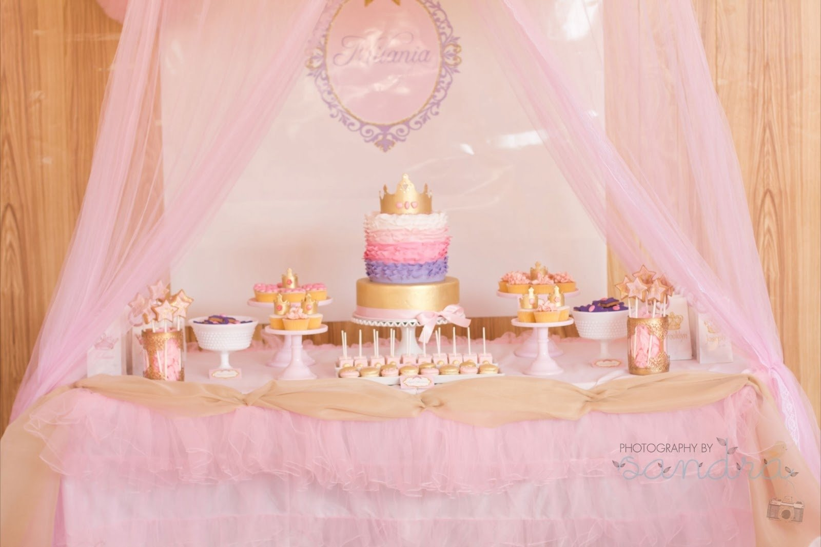 10 Perfect Princess 1St Birthday Party Ideas little big company the blog pink royal princess party for 2020