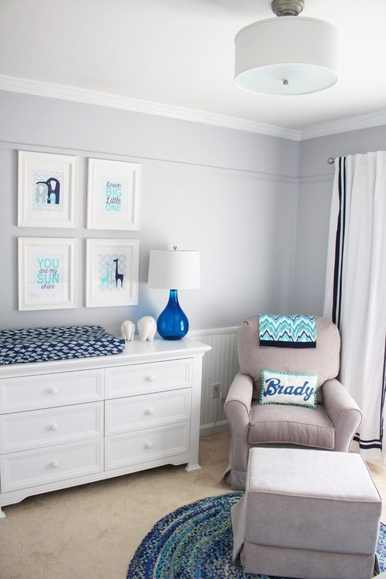 10 Unique Baby Boy Room Decor Ideas little boy blue nursery nursery babies and room 2020