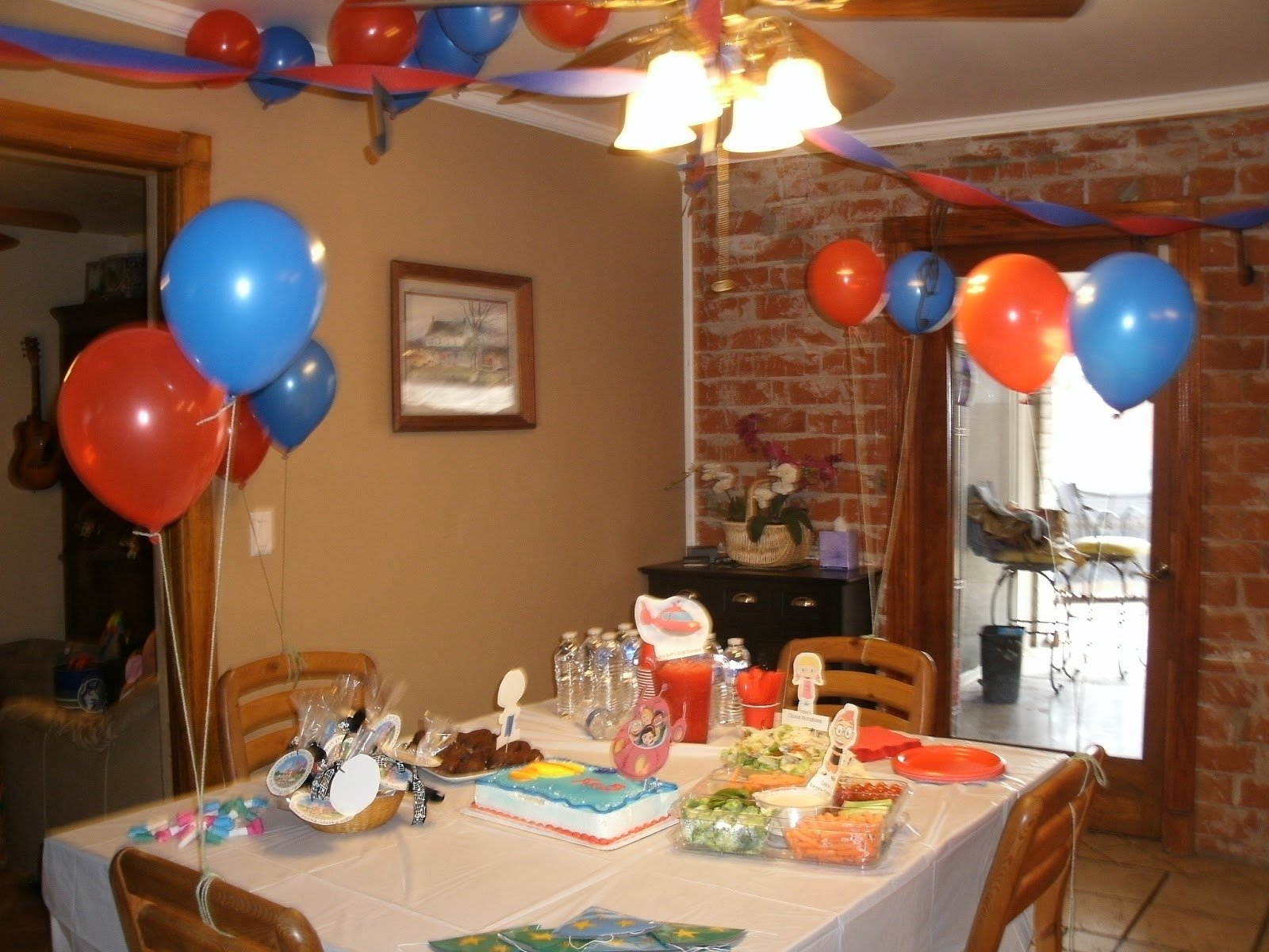 10 Great Birthday Party Ideas For Wife little einsteins birthday party on a budget the crazy stepford 2020