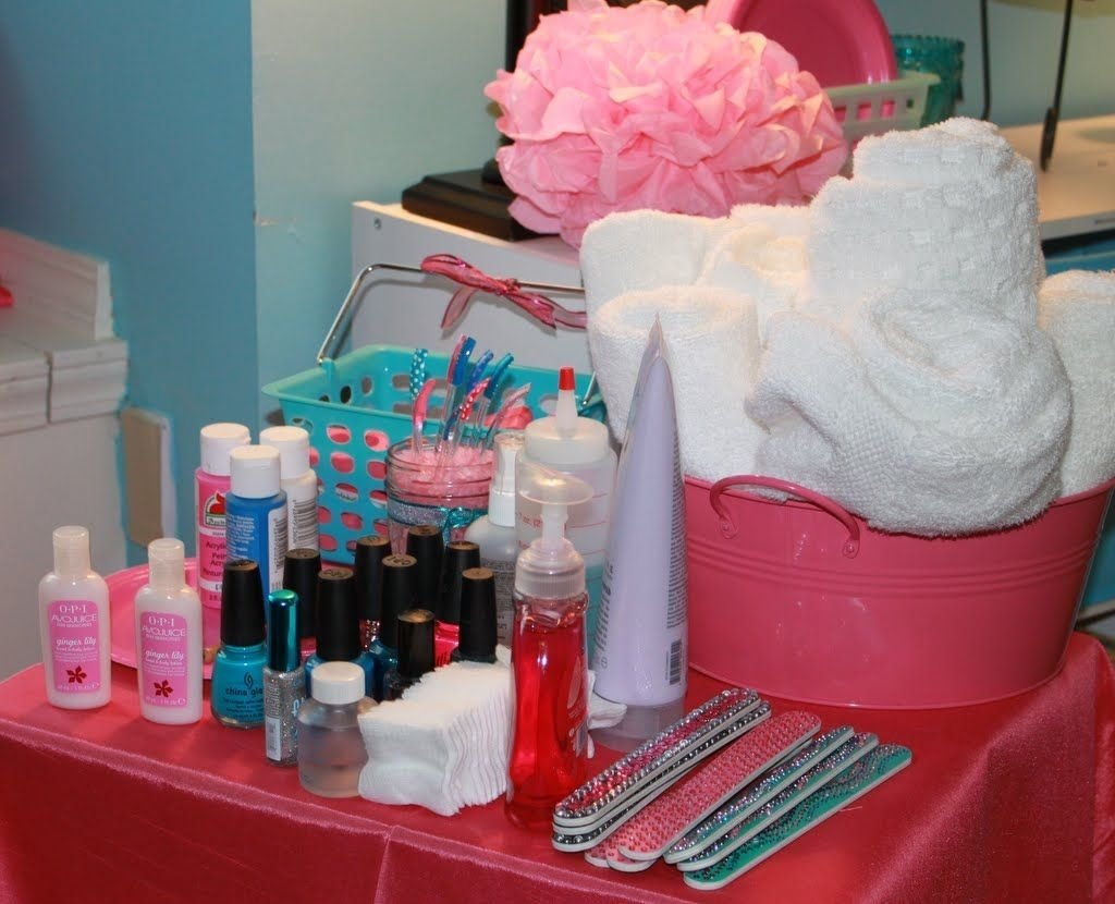 10 Gorgeous Spa Party Ideas For Girls little girl spa party ideas mirabelle creations girly spa party 1 2021