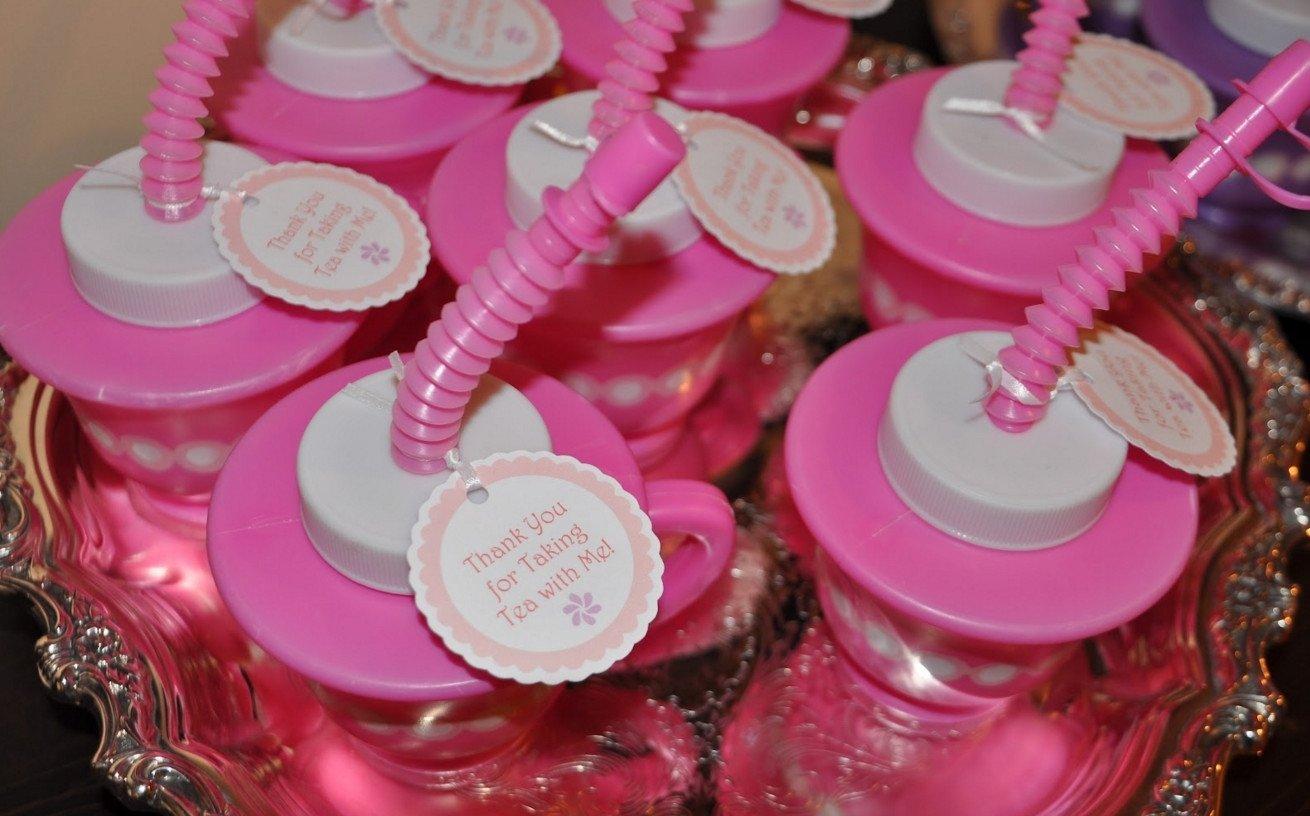 10 Wonderful Tea Party Ideas For Little Girls little girl tea party favor ideas home party theme ideas 1 2021