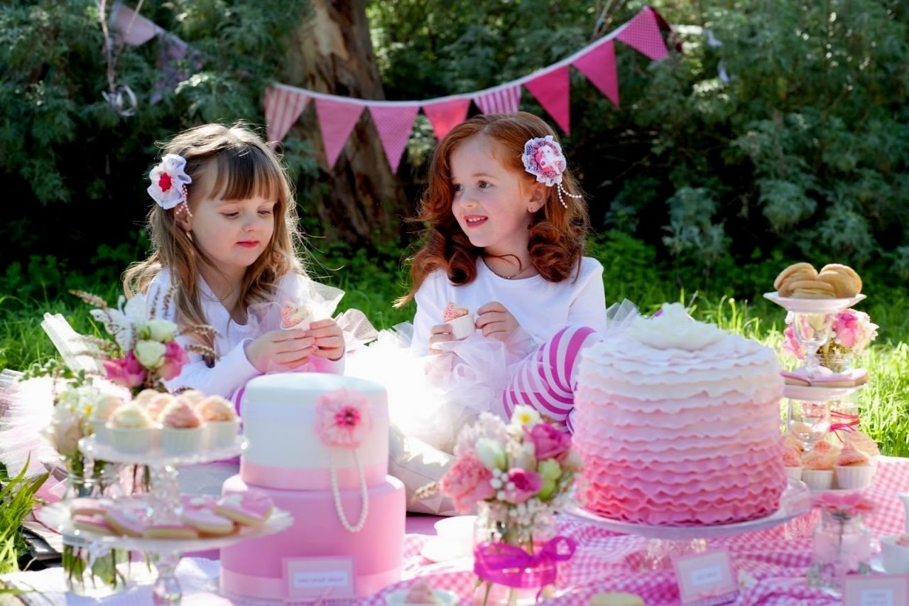 10 Attractive Tea Party Ideas For Girls little girl tea party ideas decorating of party 2 2020