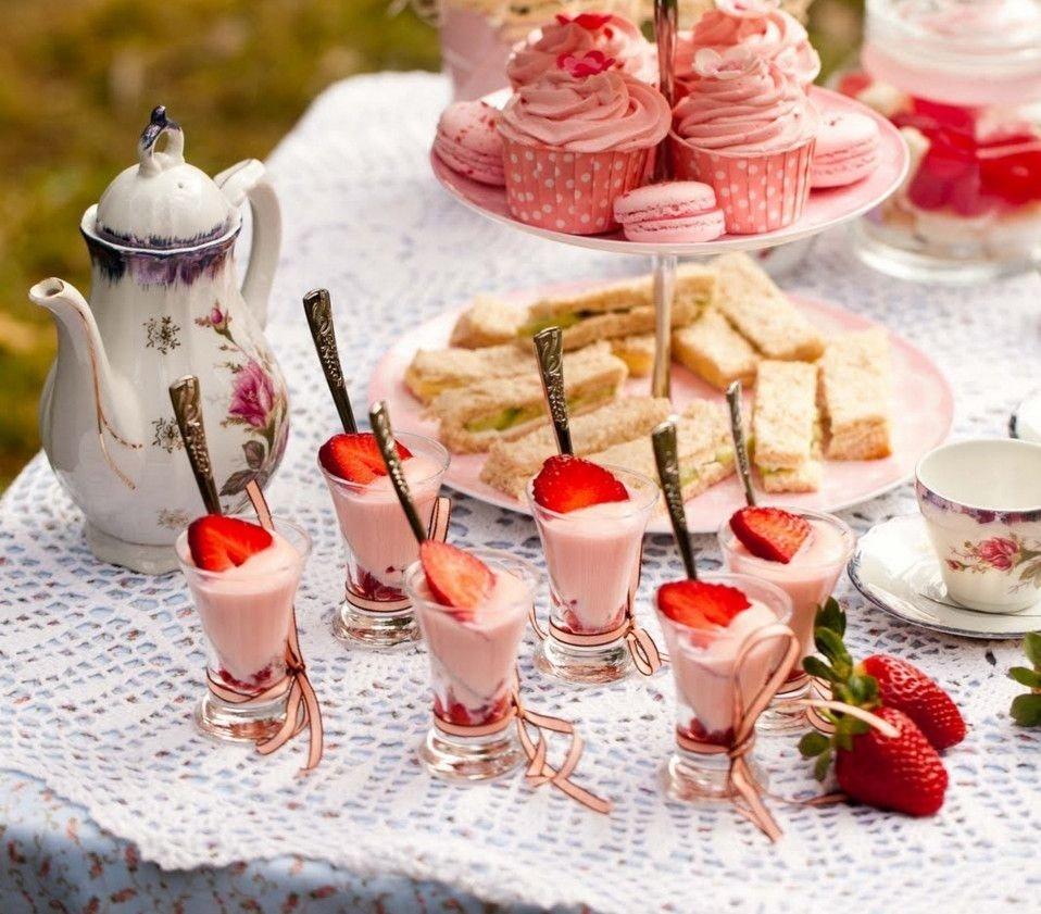 10 Wonderful Tea Party Ideas For Little Girls little girl tea party menu ideas bridal shower pinterest tea 1 2021