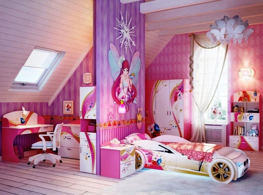 10 Fashionable Ideas For Little Girls Bedroom little girls bedroom ideas with pink color womenmisbehavin 2021