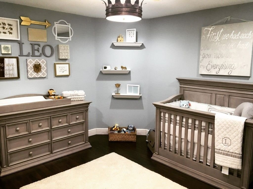 10 Gorgeous Unique Baby Boy Nursery Ideas little leos nursery fit for a king nursery royals and babies 1 2020