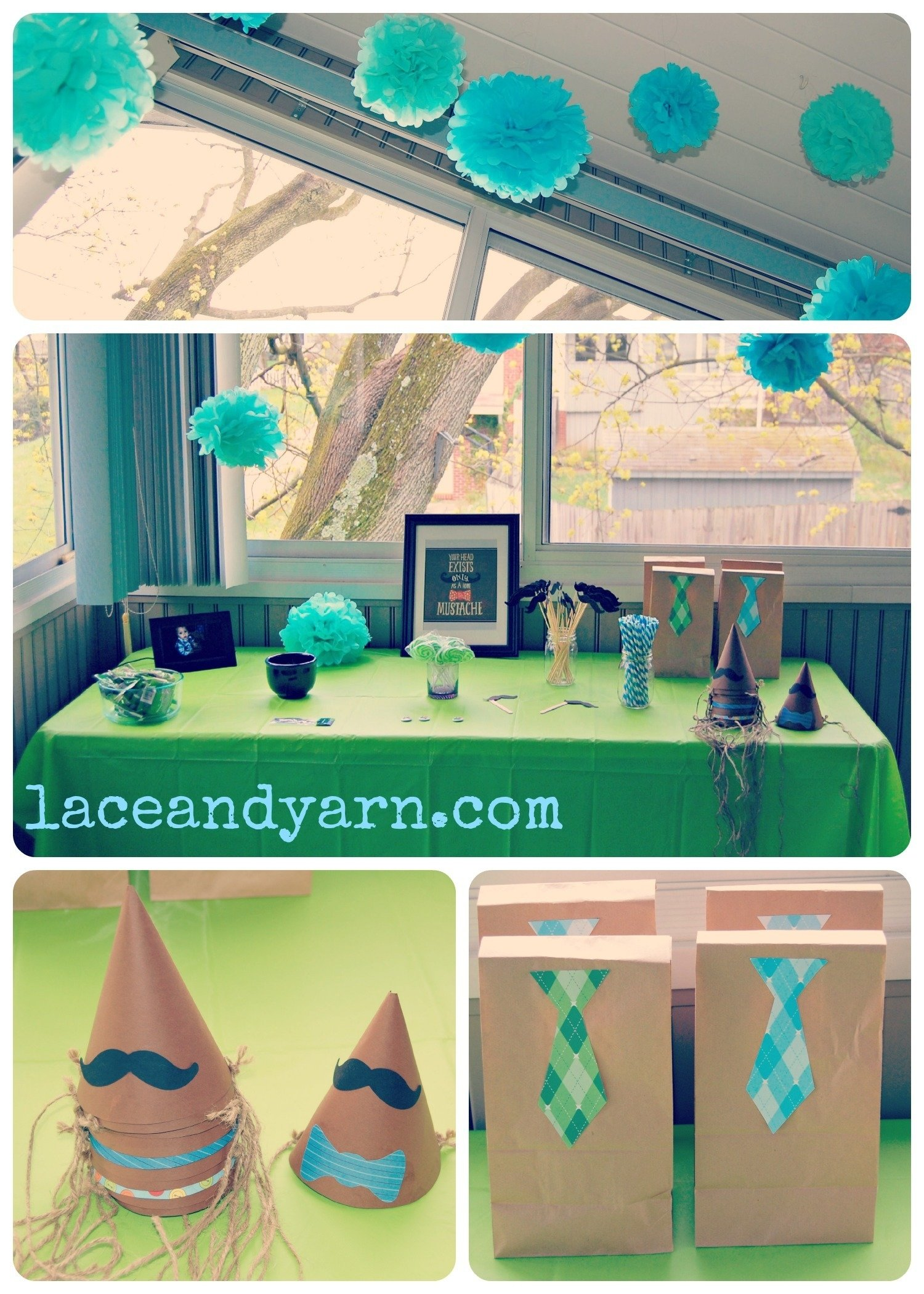 10 Best Little Man Birthday Party Ideas little man first birthday party lace and yarn