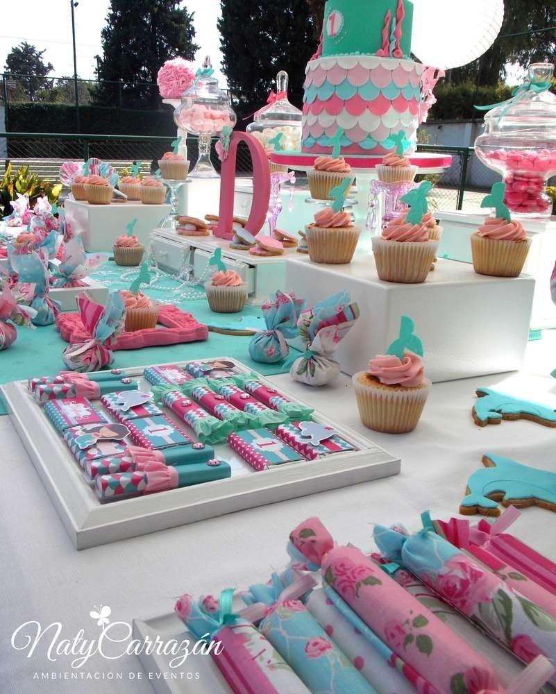 10 Pretty Little Mermaid Birthday Party Ideas little mermaid birthday party ideas photo 2 of 26 catch my party 1 2021