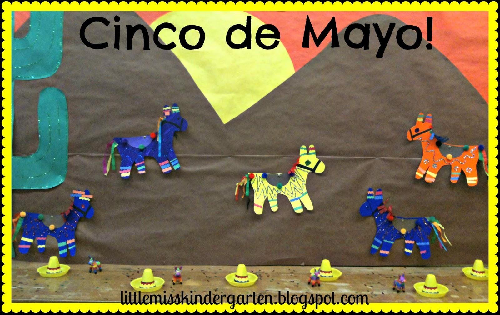 10 Fabulous Cinco De Mayo Bulletin Board Ideas little miss kindergarten lessons from the little red schoolhouse 2020