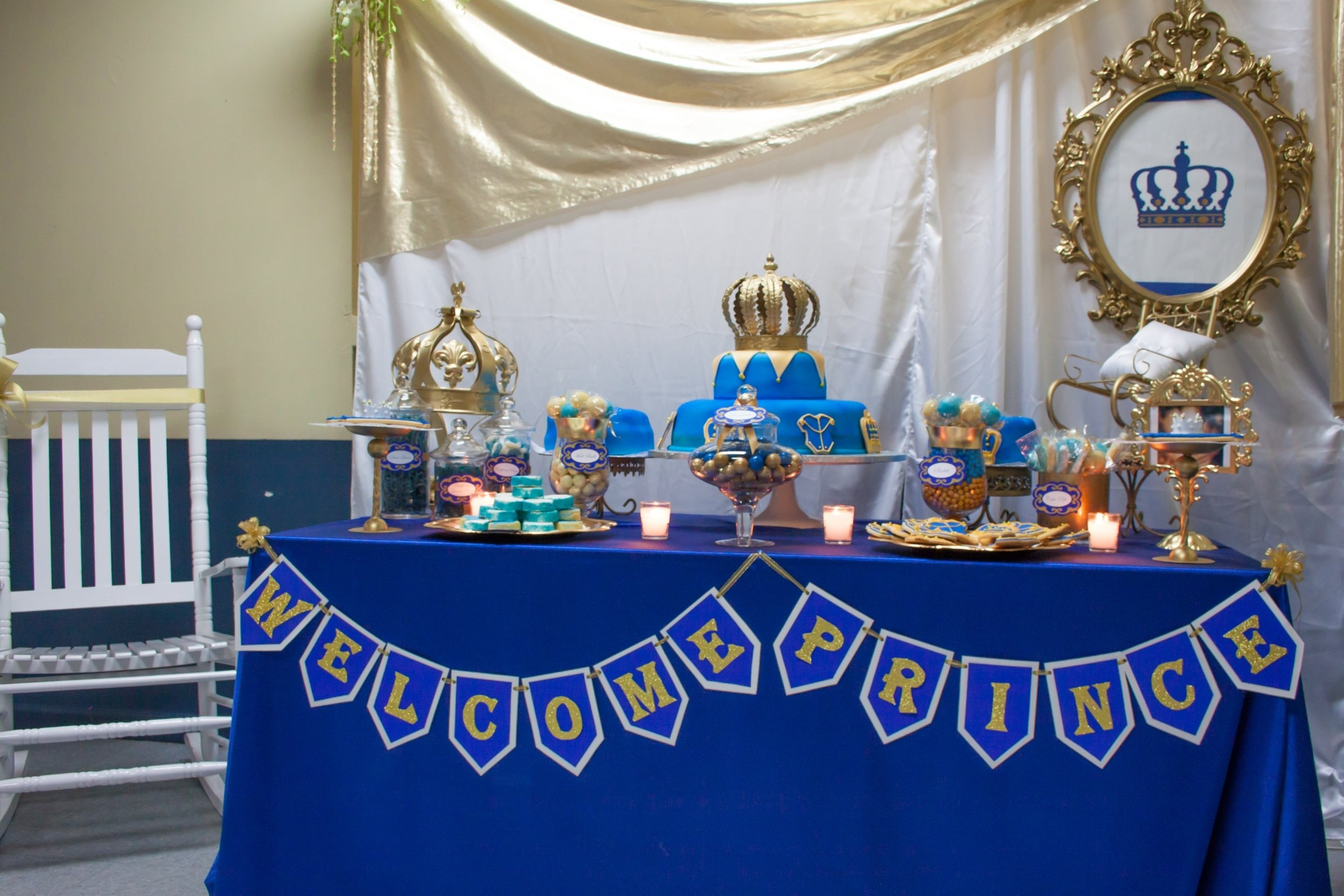 little prince themed baby shower ideas • baby showers design