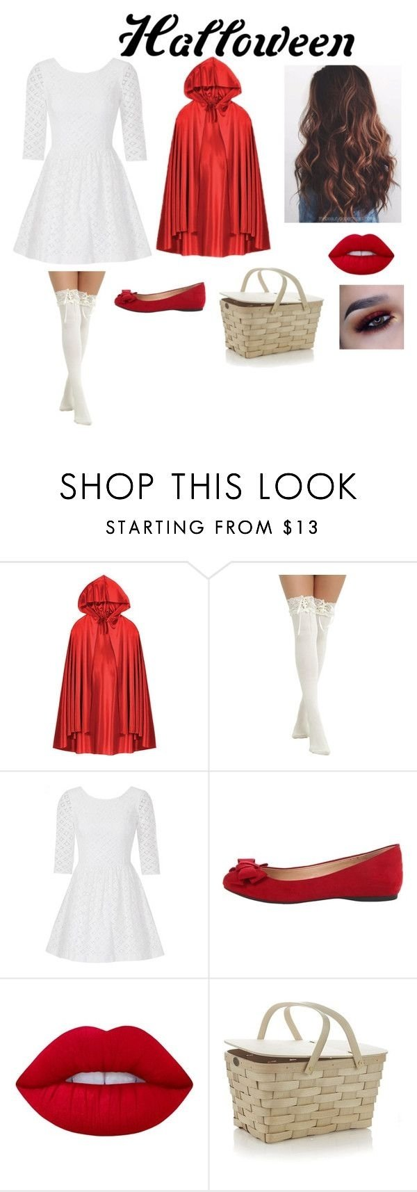 10 Pretty Little Red Riding Hood Costume Ideas little red riding hood diy red riding hood jessica simpsons and 1 2021