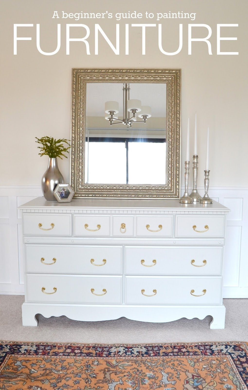 10 Famous Ideas For Painting A Dresser livelovediy how to paint furniture why its easier than you think 2020