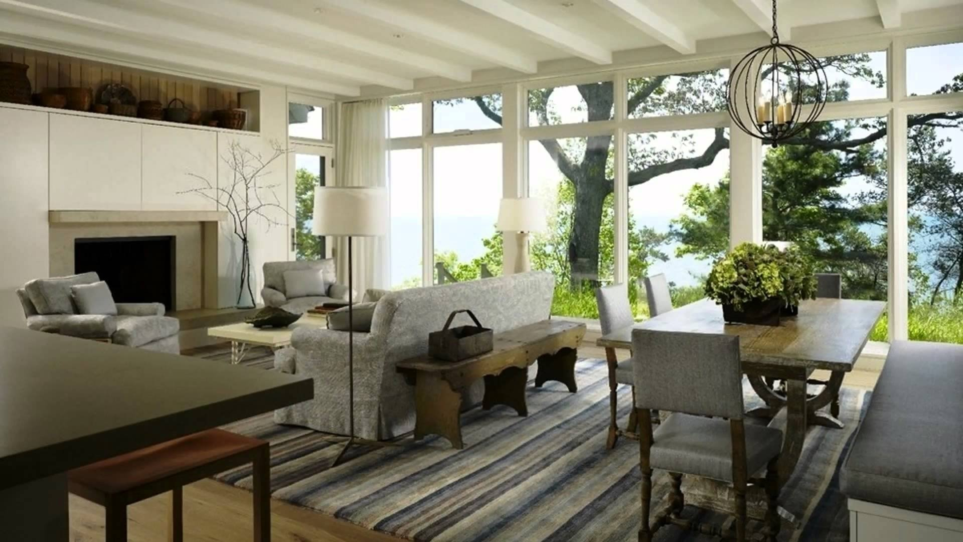 living and dining room combinations | fabulous designer ideas - youtube
