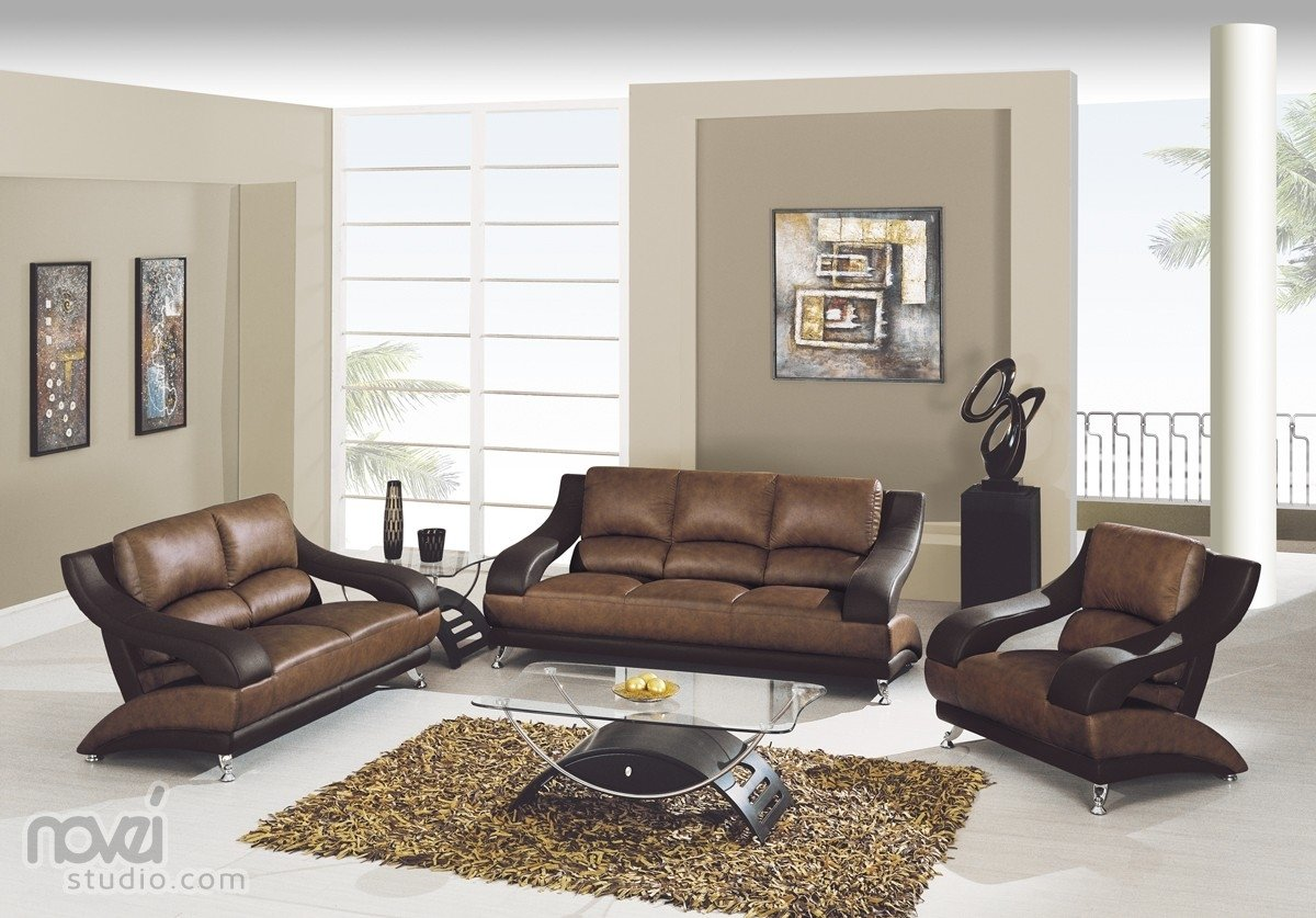 10 Gorgeous Living Room Paint Ideas With Brown Furniture living room colors with dark brown furniture best paint color for 2021