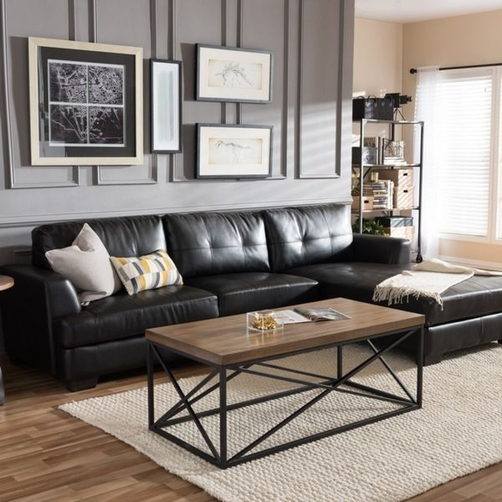 10 Fashionable Black Couch Living Room Ideas living room design with black leather sofa black sofas living room