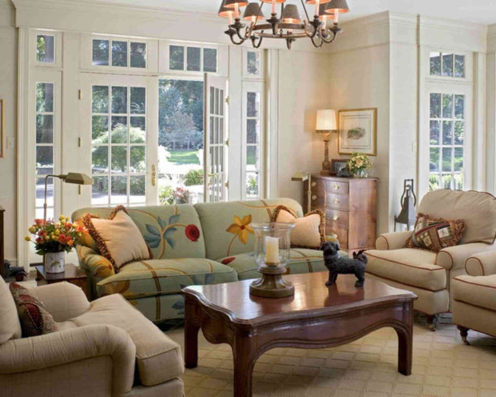 10 Fabulous Country Living Room Decorating Ideas living room french country decorating ideas for living room 2 2020