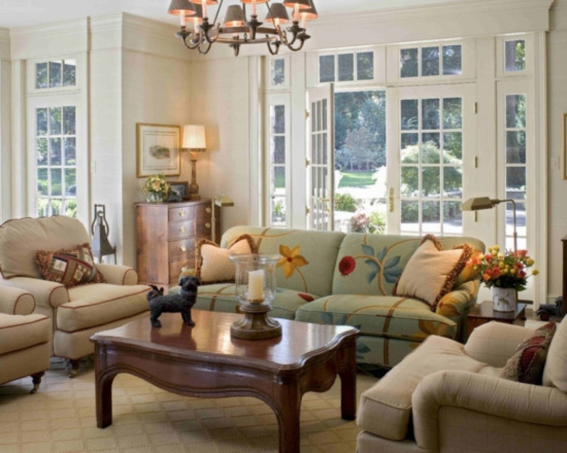 10 Beautiful Country Style Living Room Ideas living room furniture country style english country style living 2021