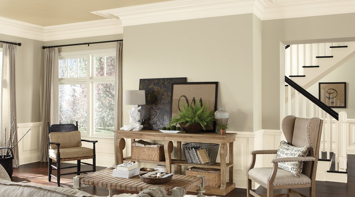 10 Attractive Wall Color Ideas For Living Room living room paint color ideas inspiration gallery sherwin williams 31 2020