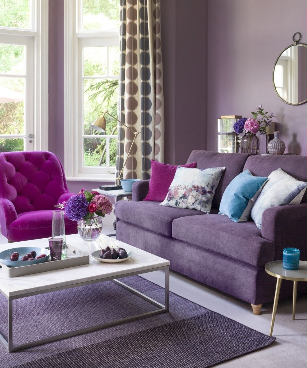 10 Attractive Ideas For Painting Living Room living room paint ideas to transform any space ideal home 1 2020
