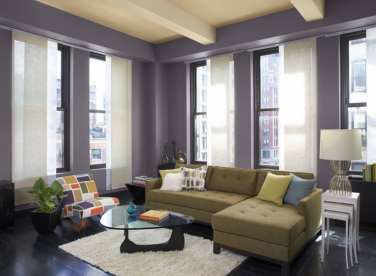 living room : popular colors to paint your living room interior