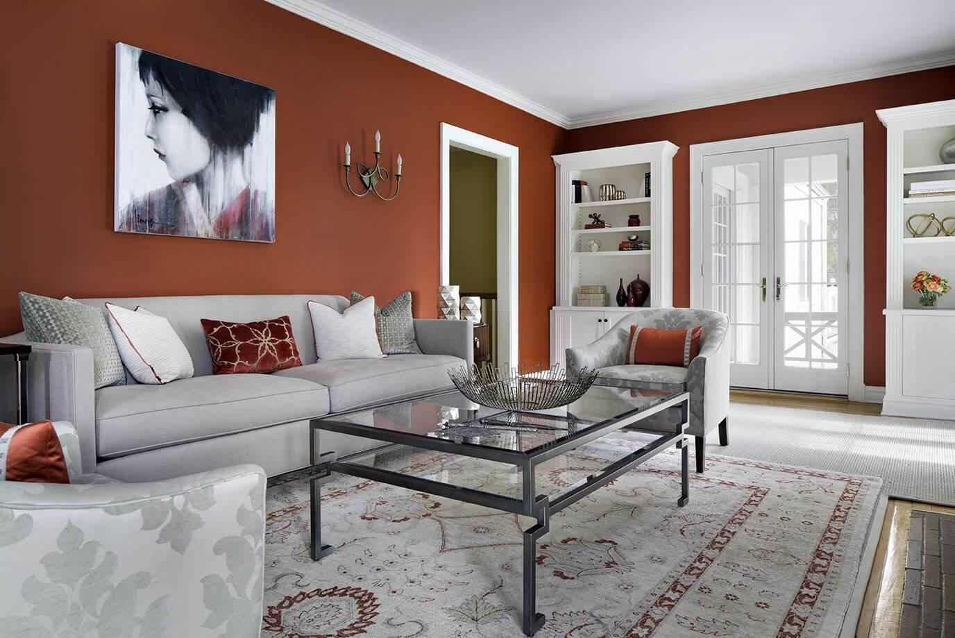 10 Stylish Living Room Color Scheme Ideas living room room paint colors living room paint ideas for black