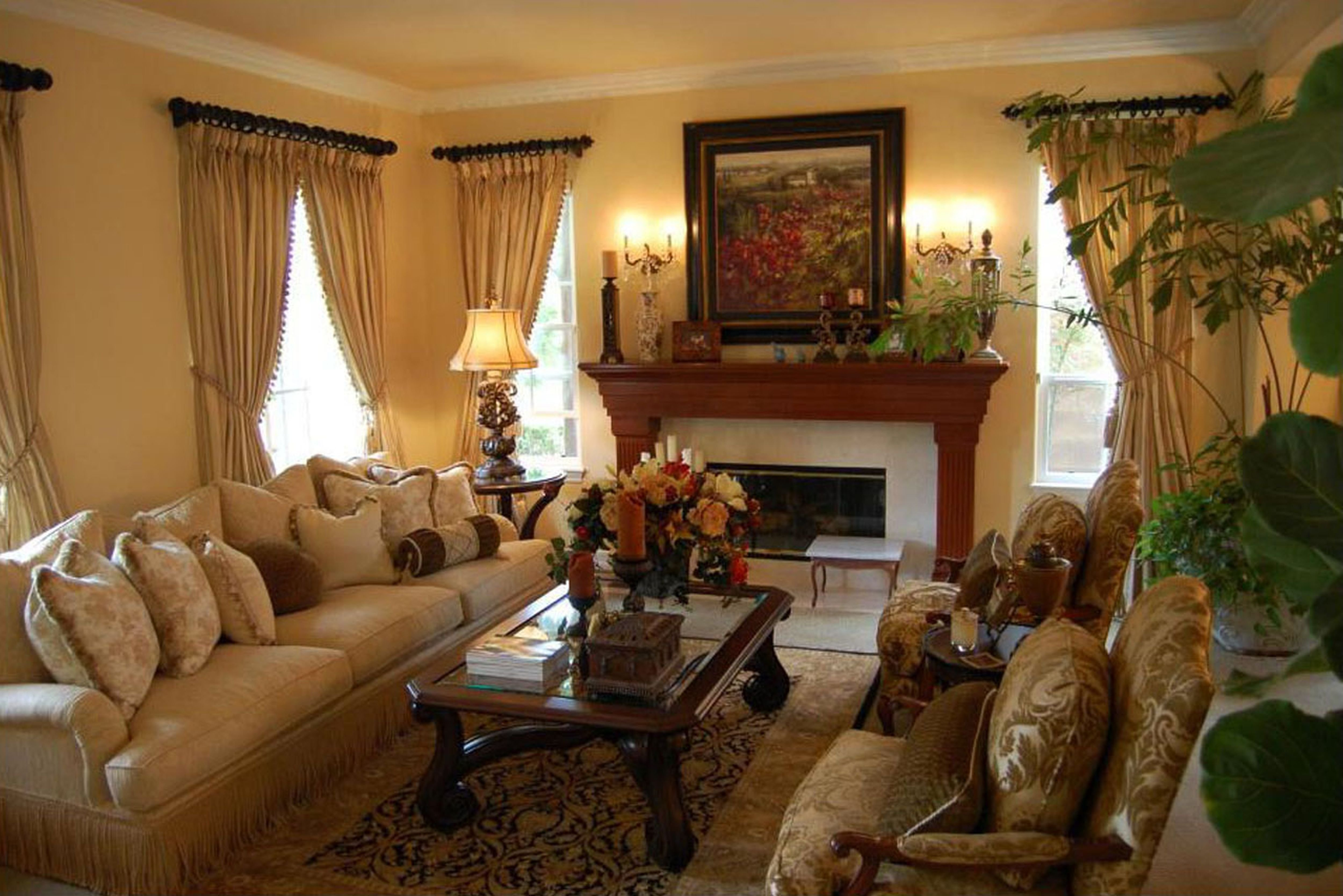 10 Fantastic Living Room Decorating Ideas Traditional living room traditional decorating ideas awesome outstanding 1 2021