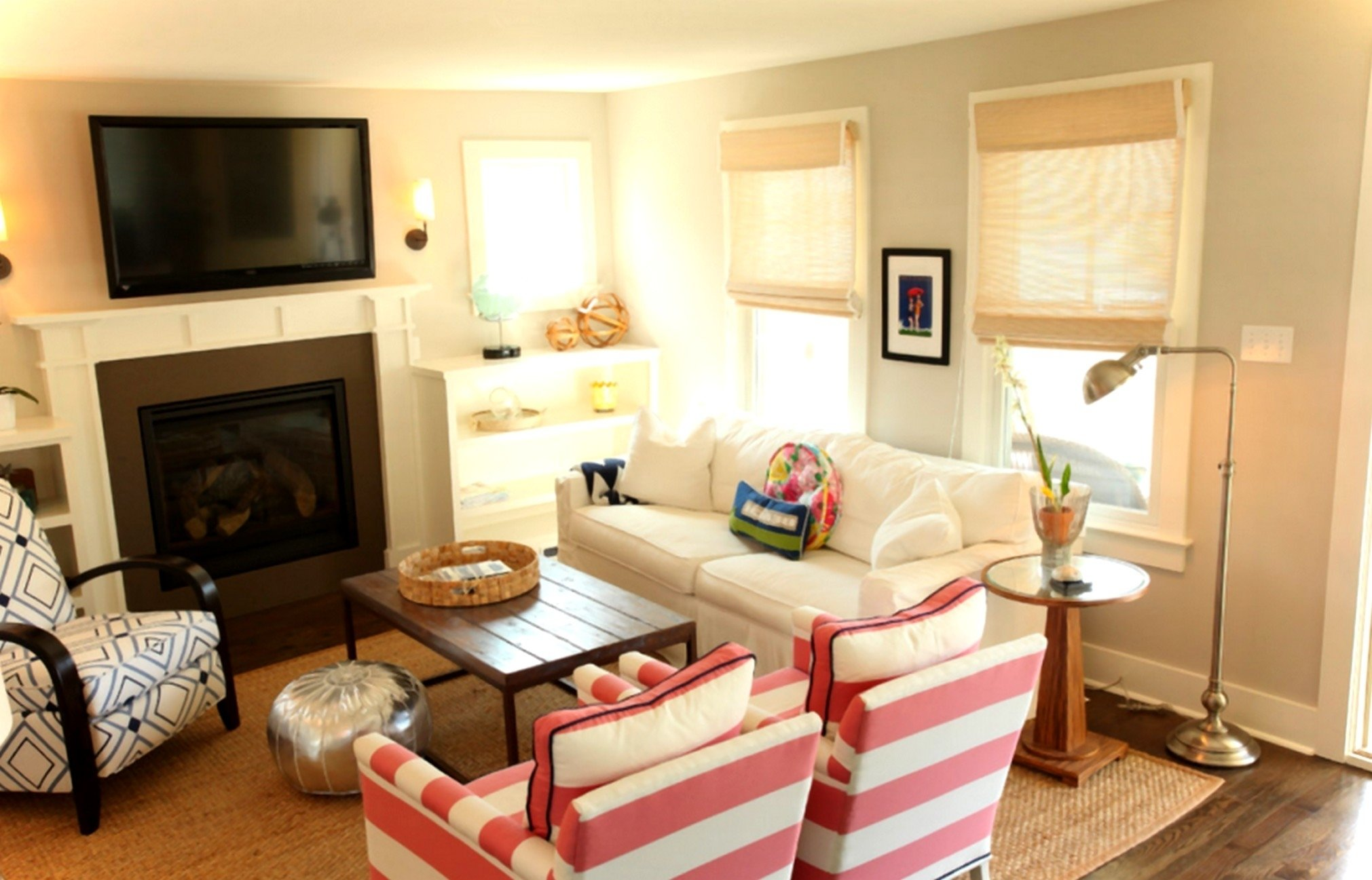 10 Elegant Living Room Ideas With Fireplace living room with tv arrangements beautiful simple living rooms 2021