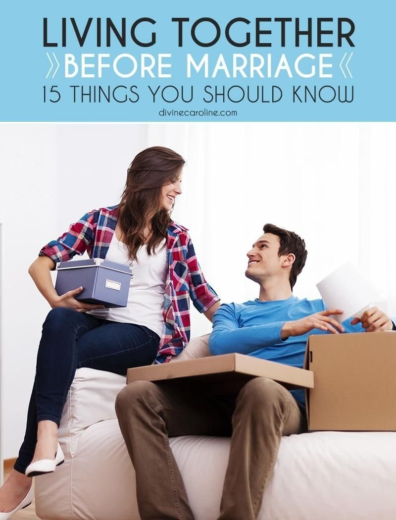 10 Elegant Is Living Together Before Marriage A Good Idea living together before marriage 15 things you should know number 2021