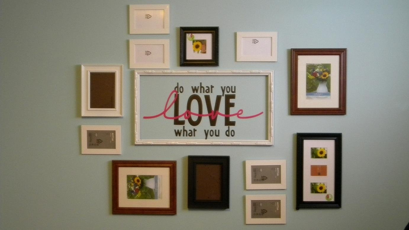 10 Attractive Ideas For Hanging Pictures On Walls livingroom hanging pictures room wall astonishing with ribbon and 2020