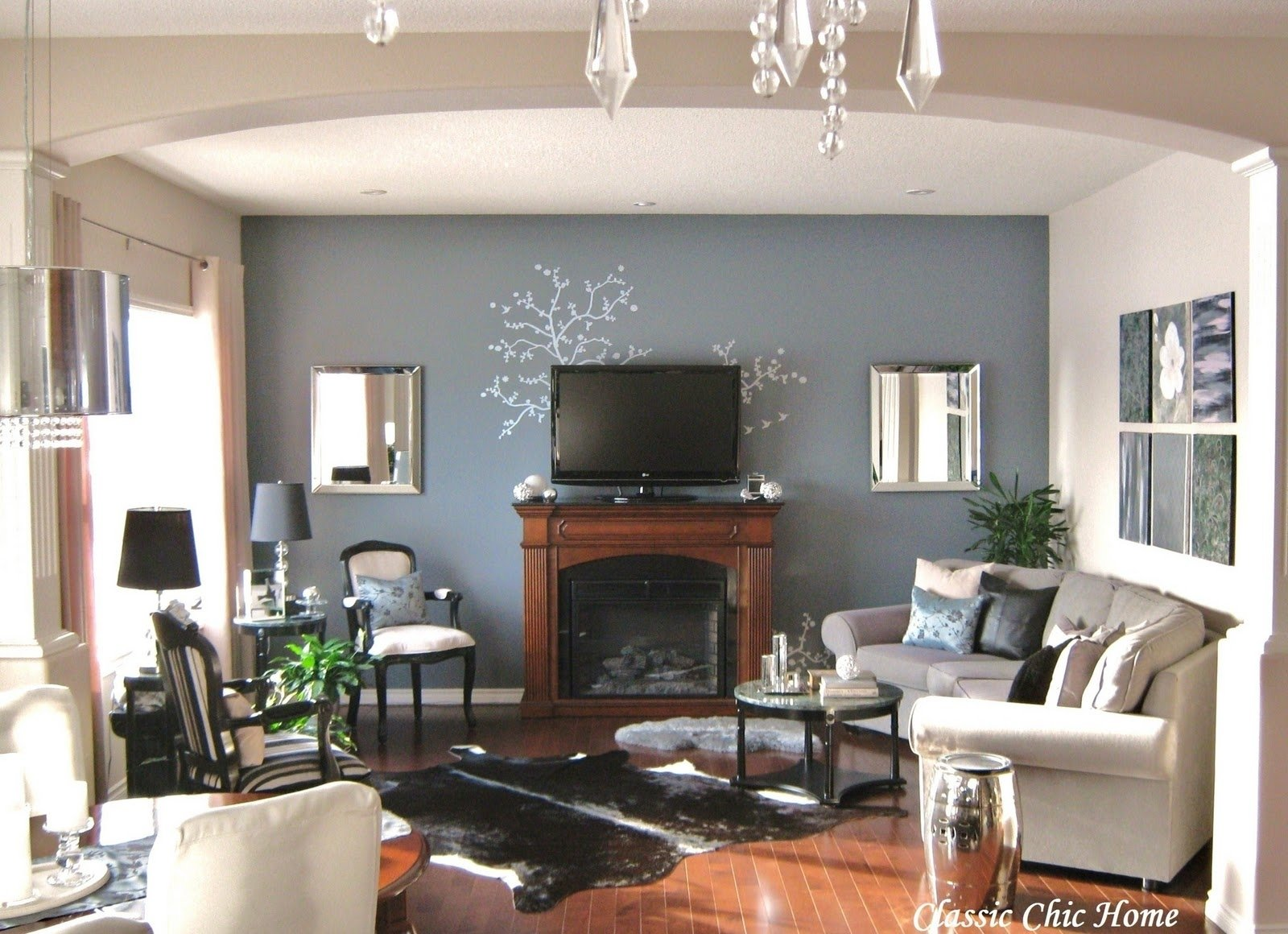 10 Trendy Family Room Ideas With Tv livingroom living room with fireplace and tv drop gorgeous design