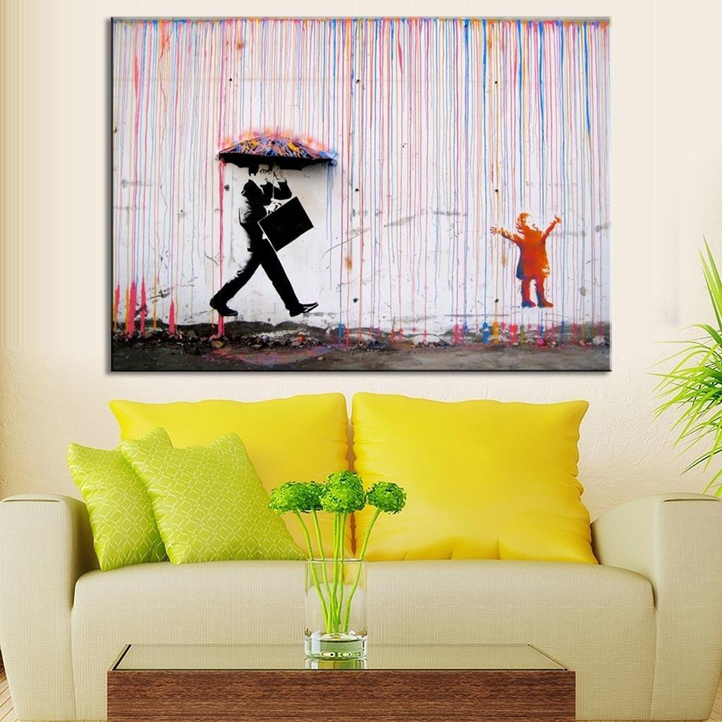 10 Wonderful Living Room Wall Art Ideas
