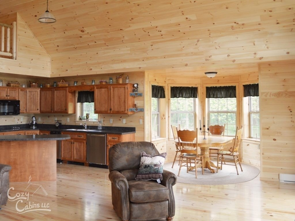 10 Most Popular Log Cabin Interior Design Ideas log cabin interior ideas home floor plans designed in pa 1 2020