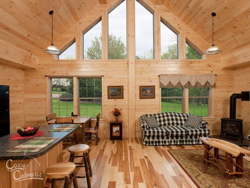 10 Most Popular Log Cabin Interior Design Ideas log cabin interior ideas home floor plans designed in pa 2 2020