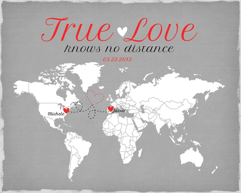 10 Ideal Romantic Ideas For Long Distance Relationships long distance relationship valentines day giftwanderingfables 2020