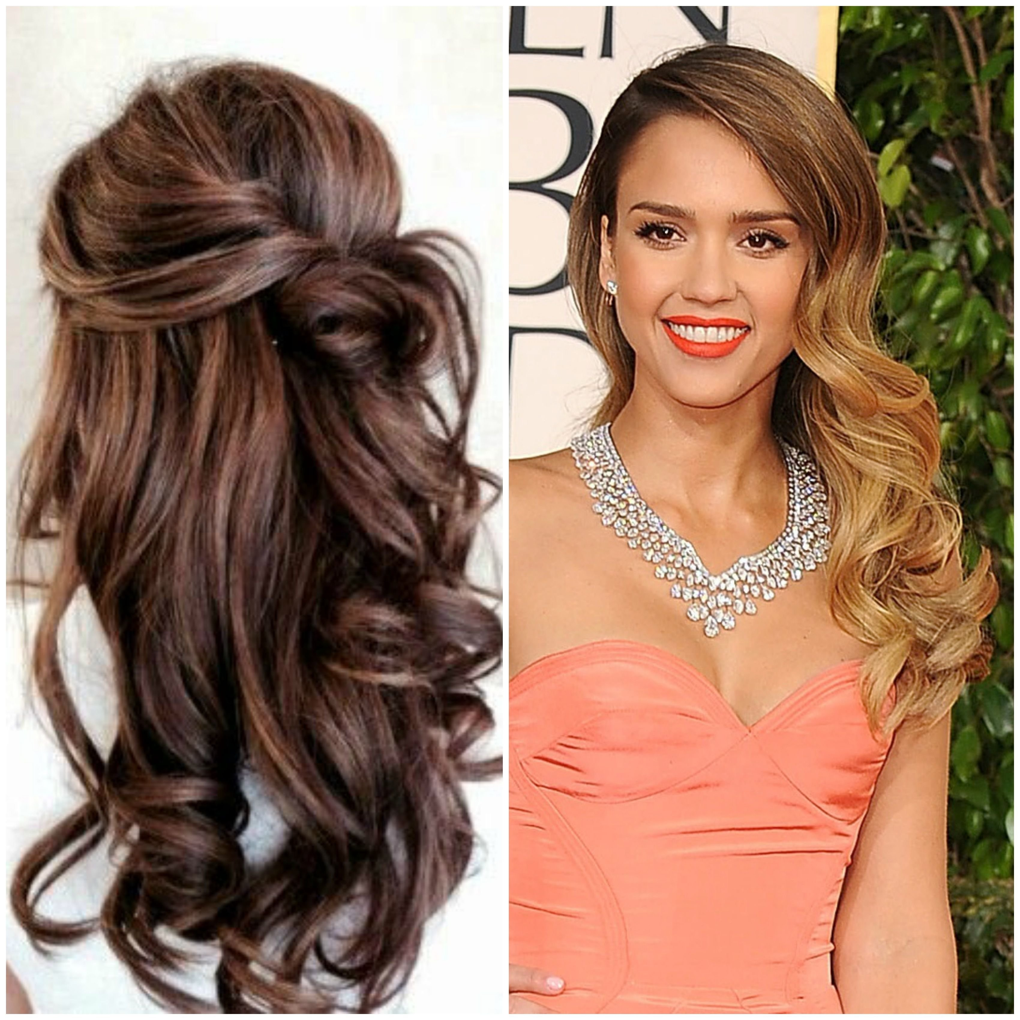 10 Most Recommended Prom Hair Ideas For Long Hair long hairstyle trends for prom no updos here 2020