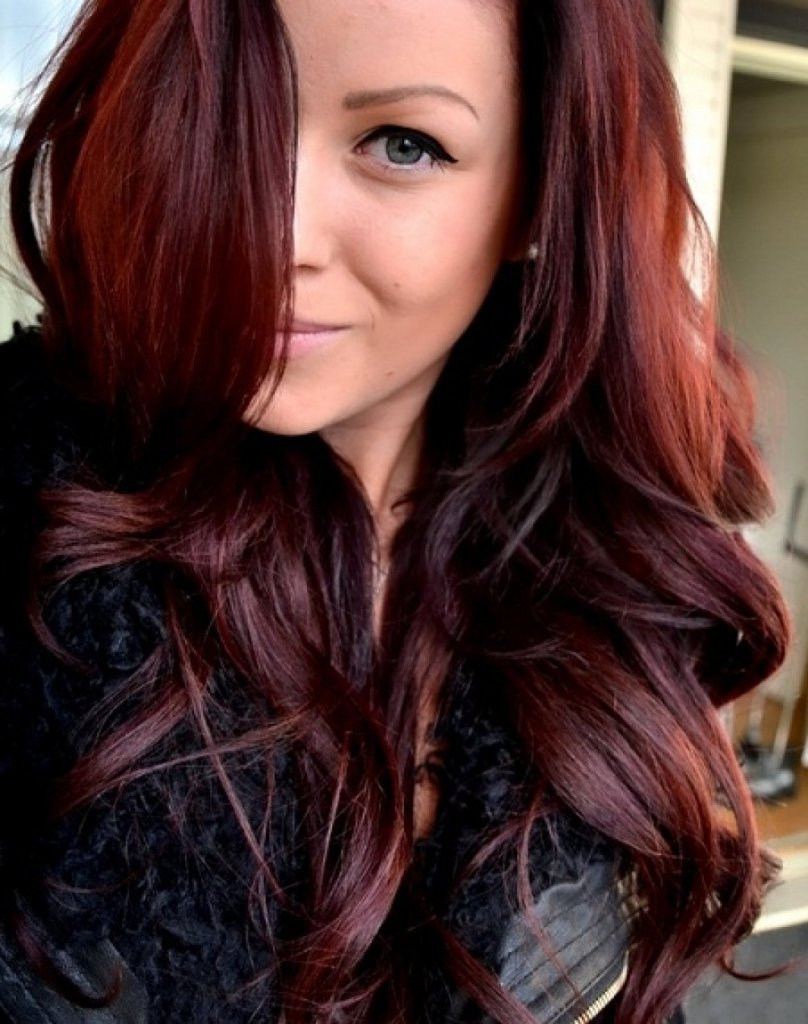 10 Spectacular Brown Red Hair Color Ideas long red hair color ideas shades of brown red hair color ideas 2020