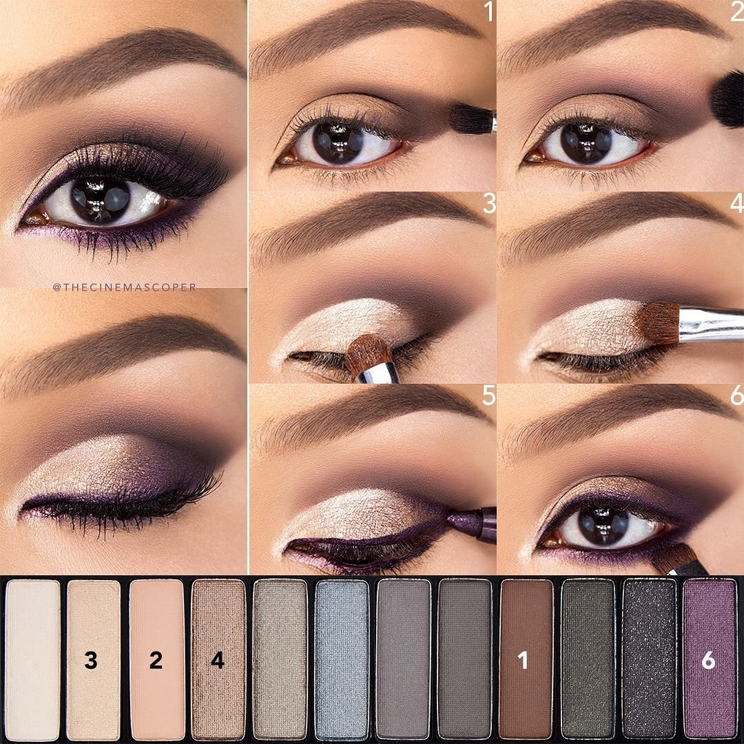 10 Unique Eye Makeup Ideas For Brown Eyes looking for best eyeshadow tutorials for brown eyes check out the 2 2020