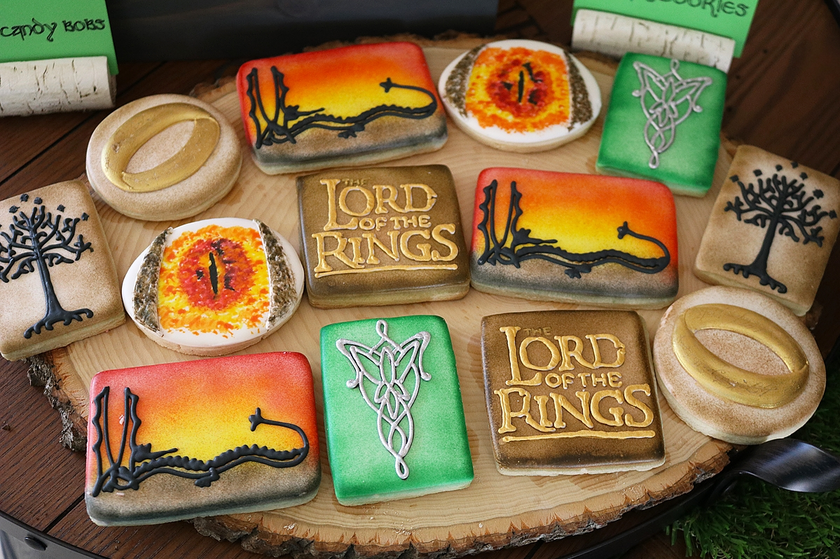 10 Pretty Lord Of The Rings Party Ideas lord of the rings inspired dinner party 2020