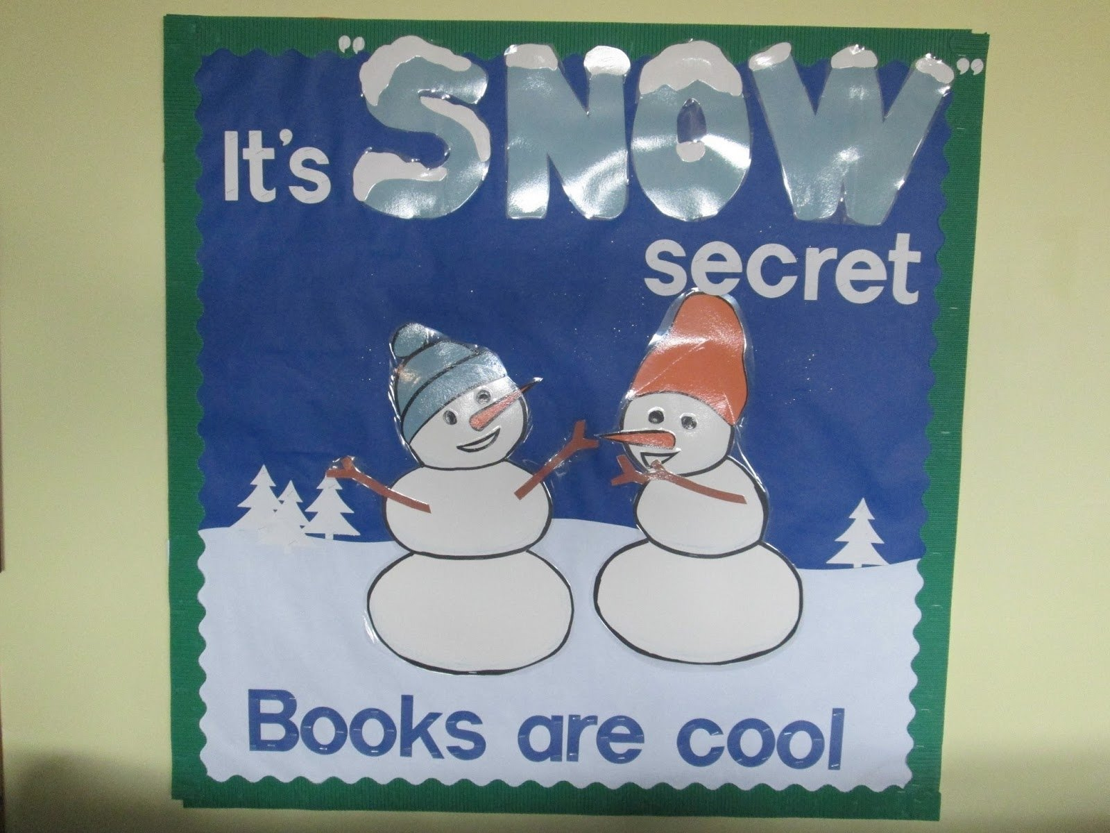 10 Attractive Winter Library Bulletin Board Ideas lorris school library blog 2016 2020