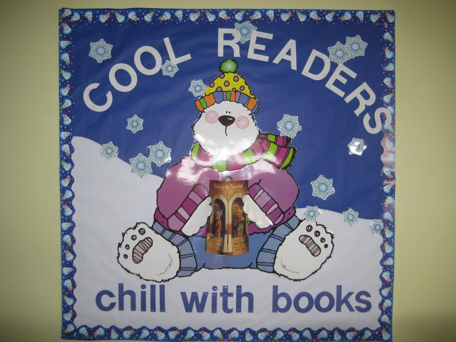 10 Attractive Winter Library Bulletin Board Ideas lorris school library blog school library media center bulletin 1 2020