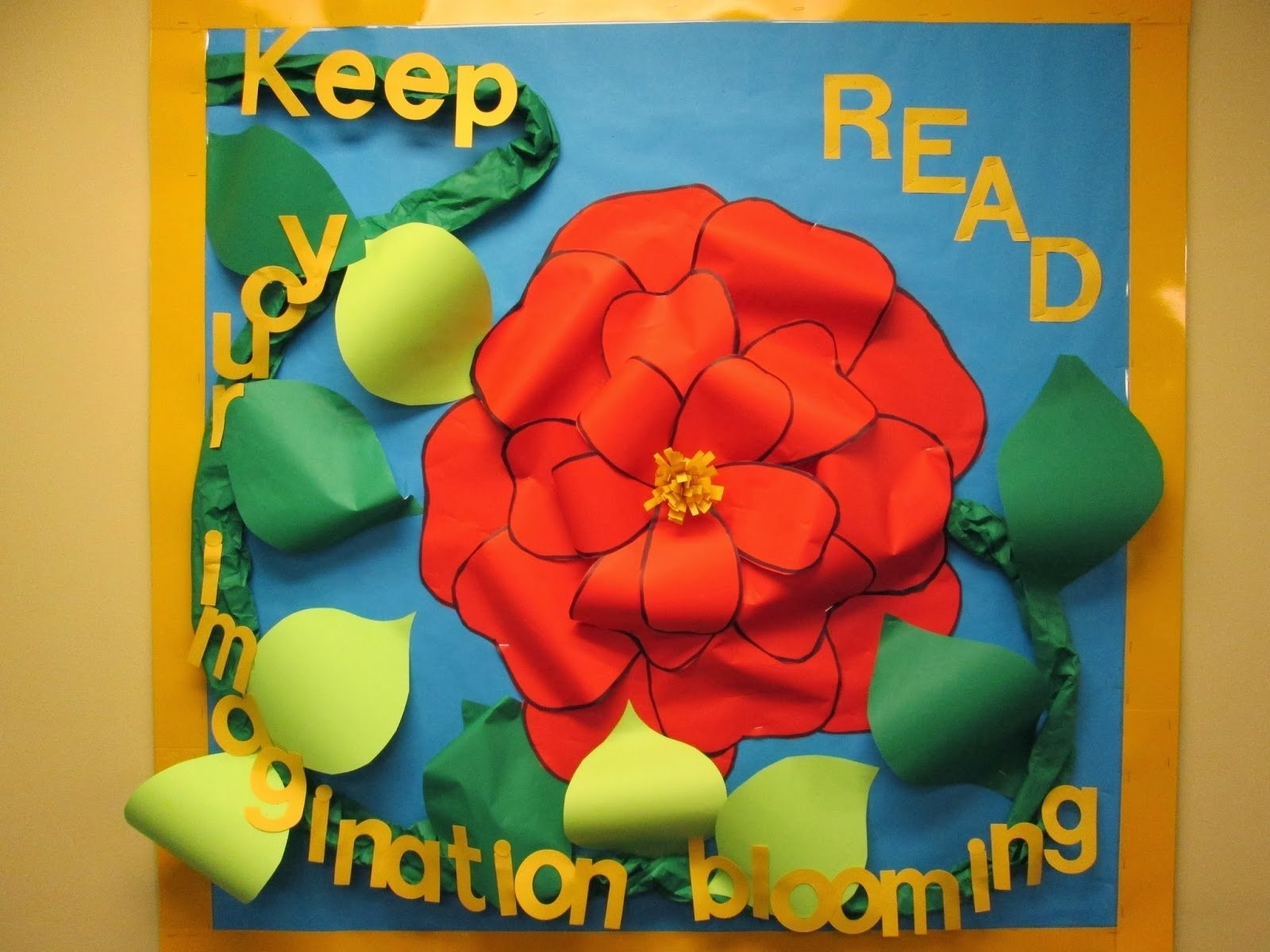 10 Most Recommended Bulletin Board Ideas For March lorris school library blog spring march april library bulletin 1