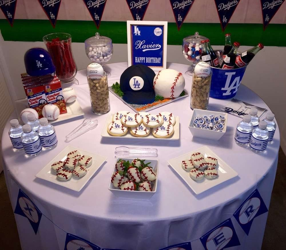 10 Wonderful Birthday Party Ideas Los Angeles los angeles dodgers birthday party ideas dodgers birthday party 2021