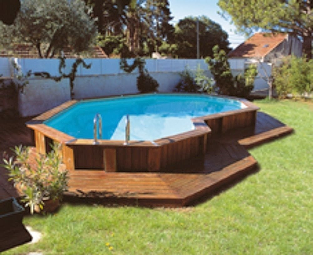 10 Most Popular Above Ground Pool Ideas Backyard love above ground pool ideas simple design pools decks dma homes
