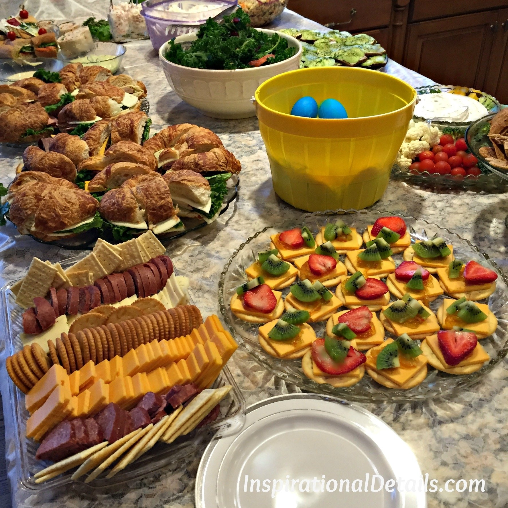 10 Beautiful Food Ideas For Bridal Shower love is in the air bridal shower inspirational details 2020