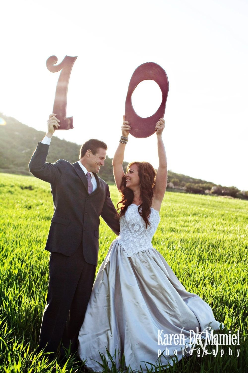 10 Most Popular 10 Year Vow Renewal Ideas love this idea i want us to put our wedding garb on again for our 2020