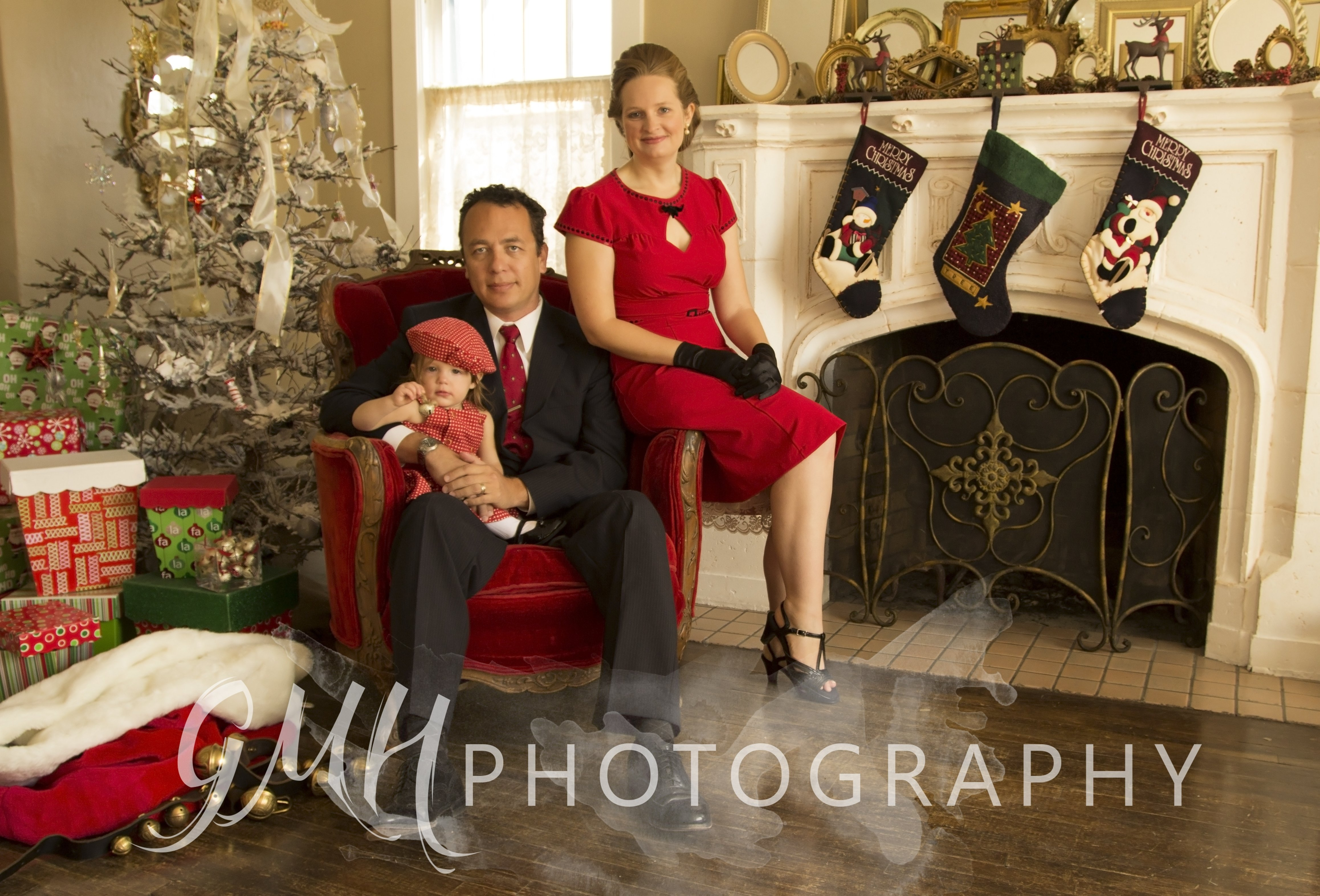 10 unique funny family christmas picture ideas