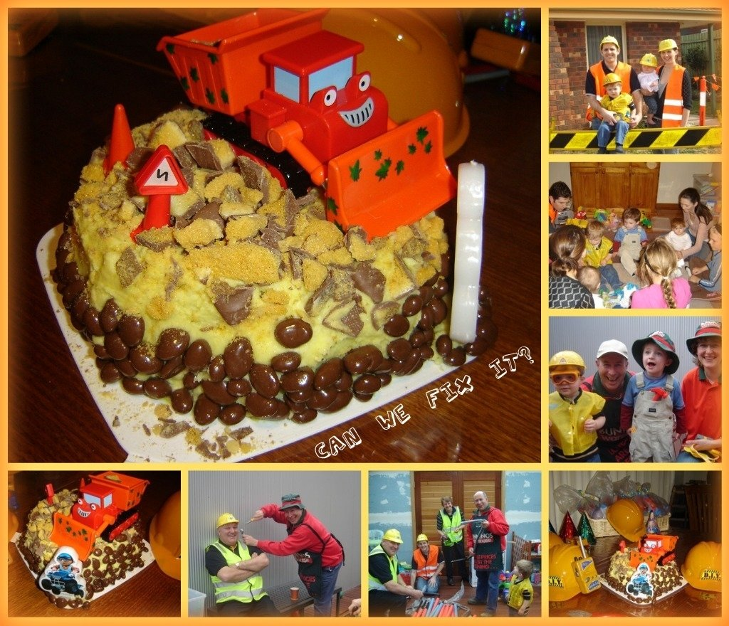 10 Attractive Bob The Builder Party Ideas loving mums bob the builder party 2021