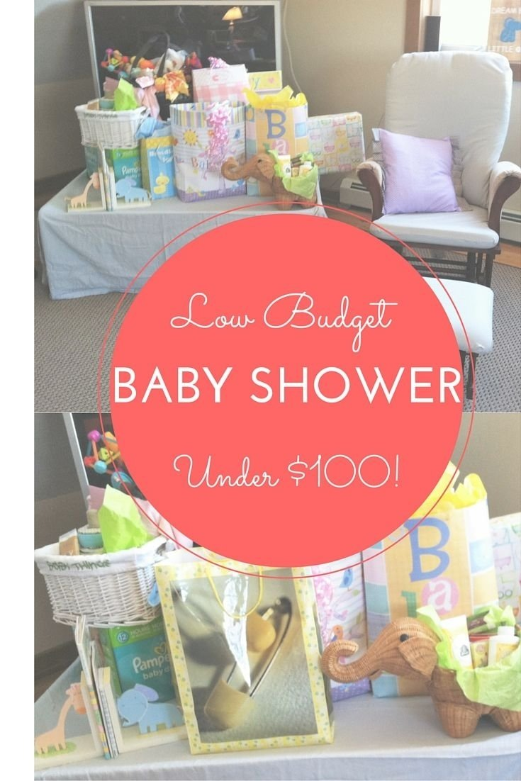 10 Attractive Baby Shower Ideas For Boys On A Budget low budget baby shower how to host a gorgeously frugal baby shower 2 2020