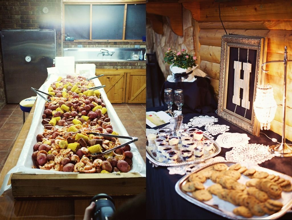 10 Attractive Low Country Boil Party Ideas low counrty boil wedding chris allie the reason melanie